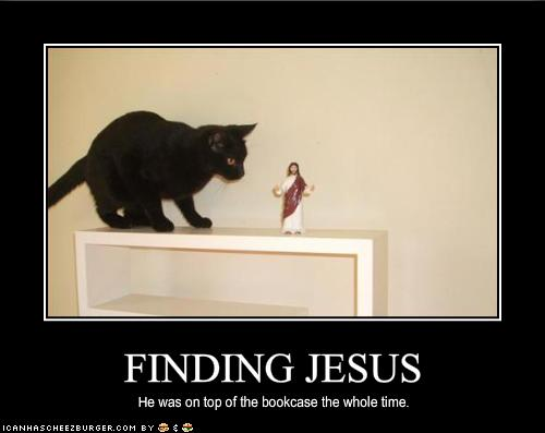Funny-pictures-your-cat-has-found-jesus